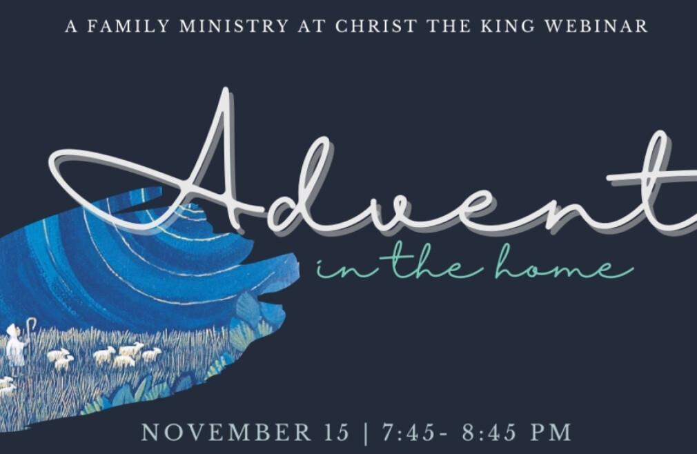Family Ministry Webinar: Longing For Christ During