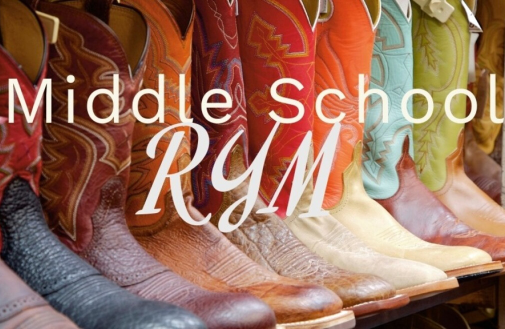 Middle School RYM Camp