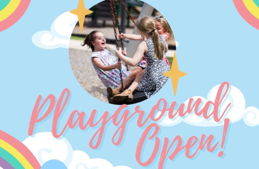 Outdoor Playground Open