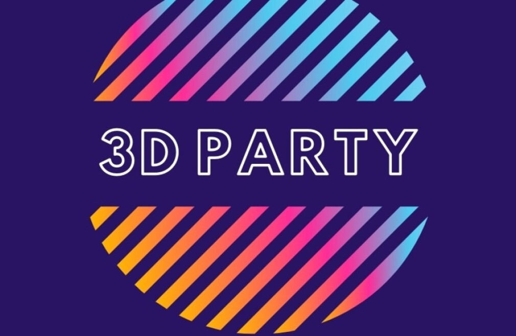 3D Fall Party